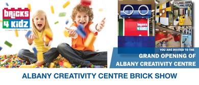 Albany Creativity Centre Brick Show
