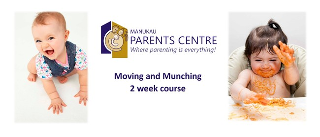 Moving and Munching - 2 Week Course: CANCELLED