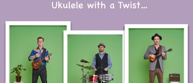 The Nukes Ukulele Trio  Paeroa Return