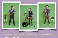 Image for event: The Nukes Ukulele Trio  Paeroa Return