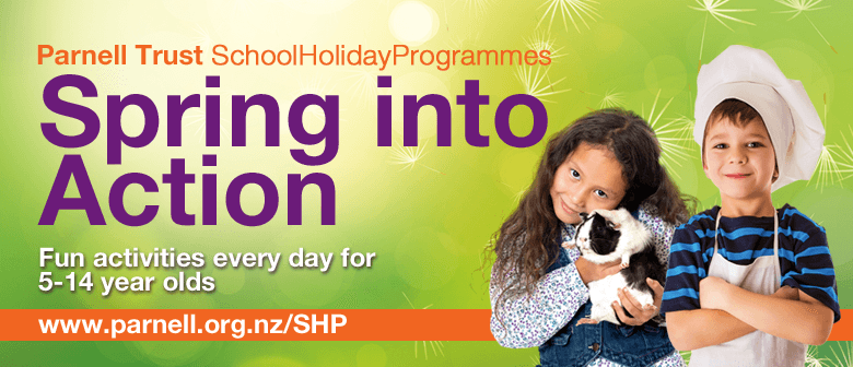 Stardome - Parnell Trust Holiday Programme