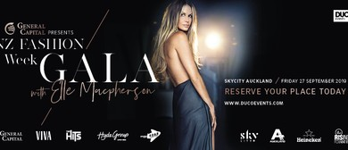 NZ Fashion Week Gala with Elle Macpherson