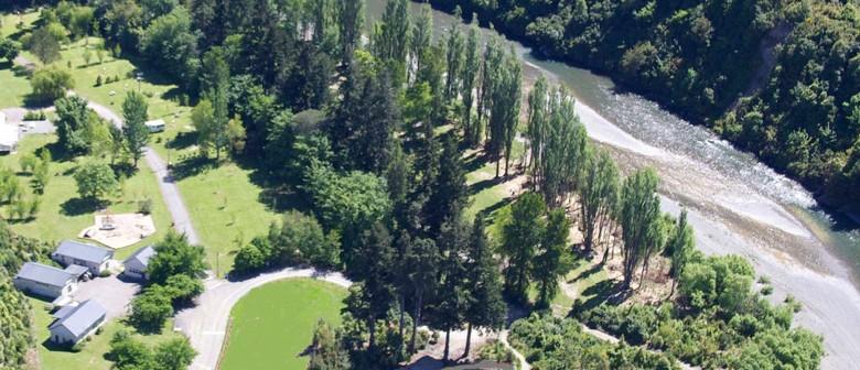Ashley Gorge Walk and Kiwi Guardian Explorer