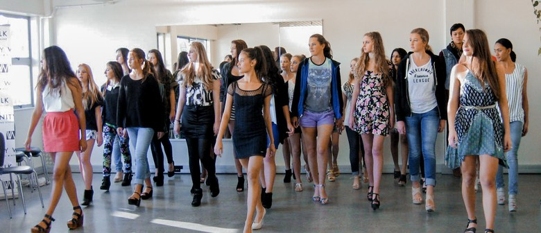 Vanity Walk Modelling Course - School Holidays