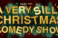 Image for event: A Very Silly Christmas Comedy Show
