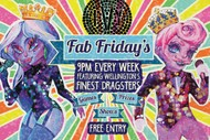 Image for event: Fab Friday