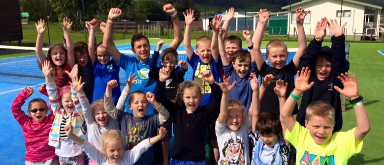 Blitz Tennis Holiday Programme