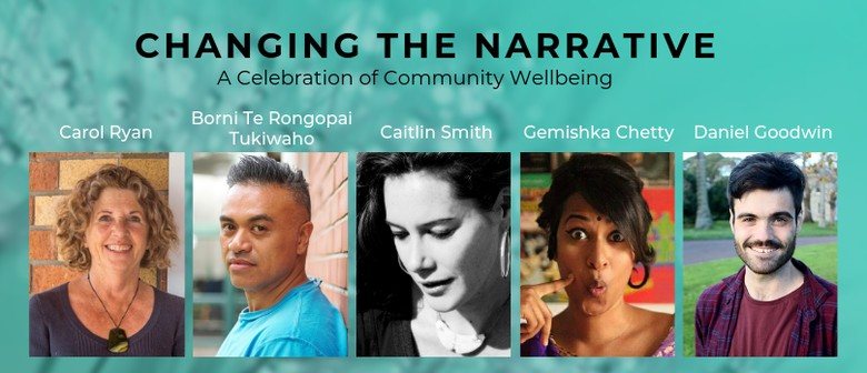 Changing the Narrative: A Celebration of Community Wellbeing