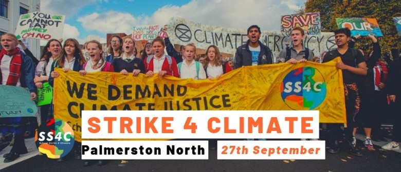 Strike 4 Climate Placard Making and Info Session