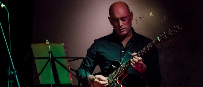 "Creative Jazz Club: Dixon Nacey ""Creature of Habit"" release"