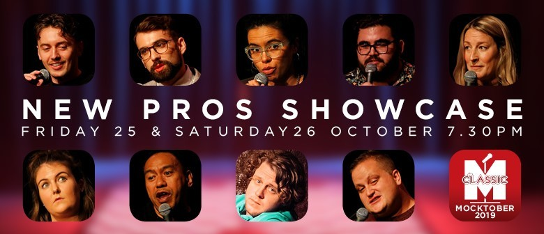 Labour Weekend Special - New Pro's Showcase