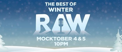 Mocktober Best of Winter Raw