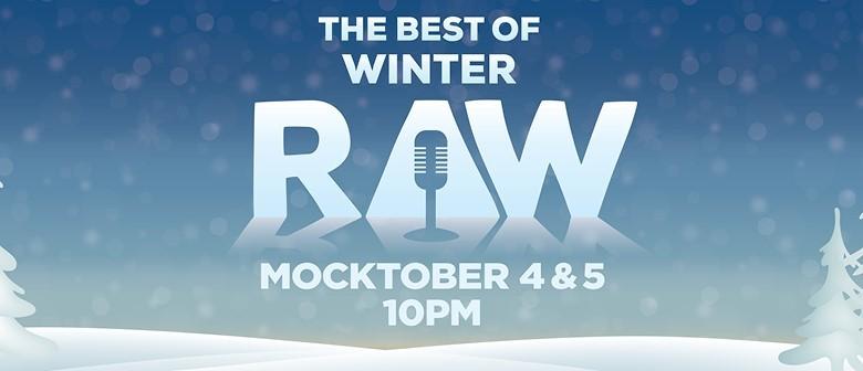 Mocktober Best of Winter Raw