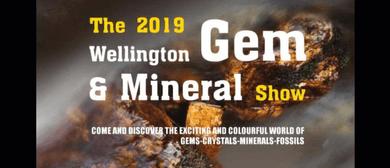 Gem & Mineral Show 2019