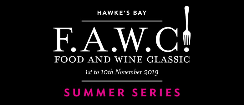 F.A.W.C! Natural Wine Party - Chimera, Amoise & Halcyon Days