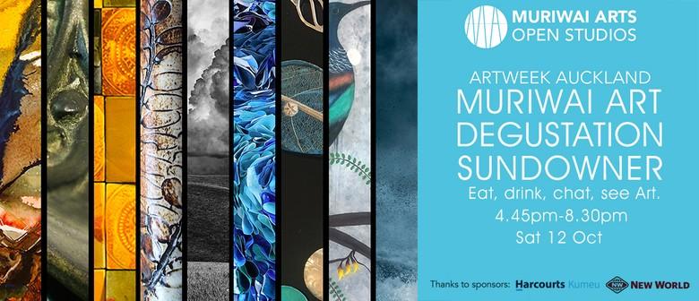 Muriwai Art Degustation Sundowner