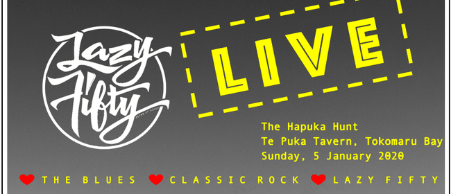 Lazy Fifty at the Hapuka Hunt: CANCELLED