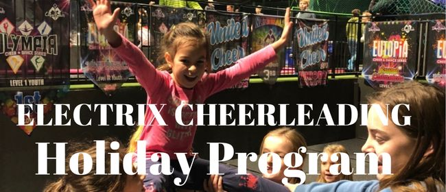 Electrix Cheerleading Holiday Program