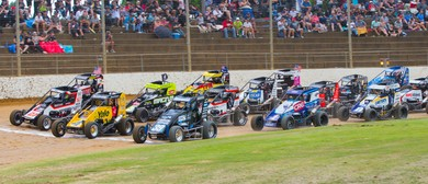 United Trucks Int Series Boxing Day Bash - Test Racing