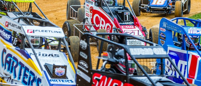 United Truck Parts Int. Midget Series - World 30 Lap Derby