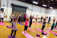 Image for event: Flexi Barre - Yoga, Pilates, Barre Fusion Classes