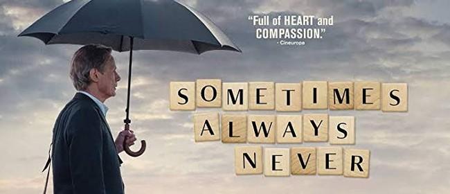 Sunday Film - Sometimes Always Never