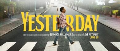 Friday Film - Yesterday