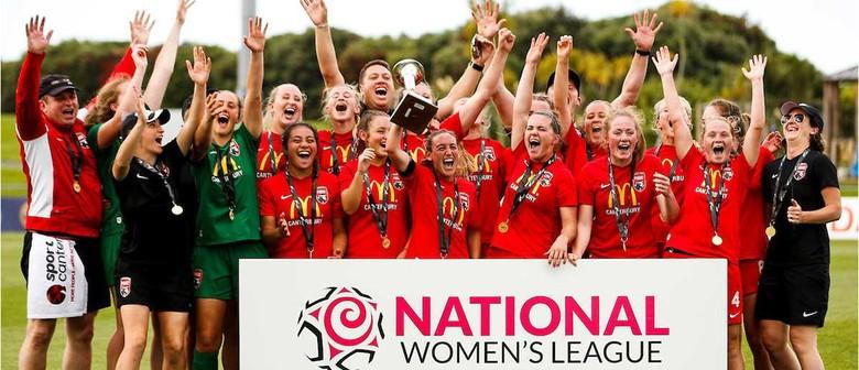 National Women's League: WaiBOP v Capital