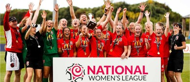 National Women's League: WaiBOP v Central