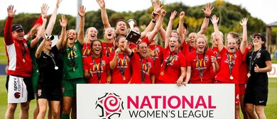 National Women's League: WaiBOP v Northern Lights
