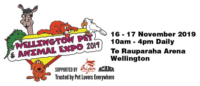 Wellington Pet & Animal Expo 2019