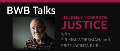 BWB Talk: Journey Towards Justice