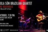 Image for event: Nicola Son Brazilian Quartet