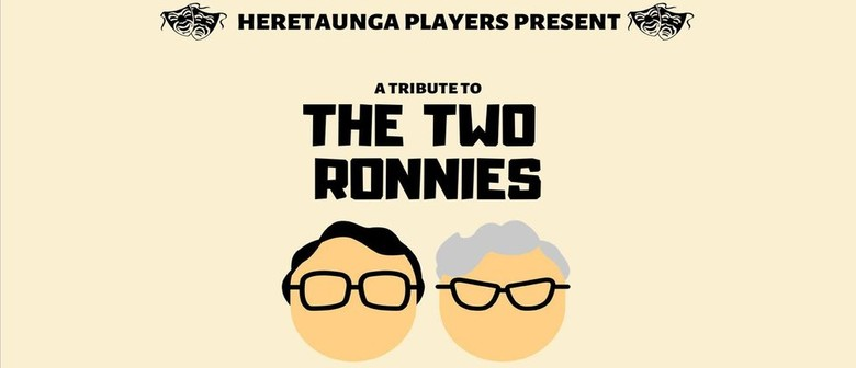 A Tribute to The Two Ronnies