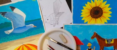 Children's Drawing and Painting One-day Workshop