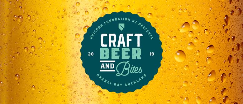 Craft Beer and Bites – Unicorn Foundation NZ Fundraiser