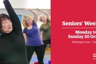 Image for event: Seniors' Week: Morning Tea
