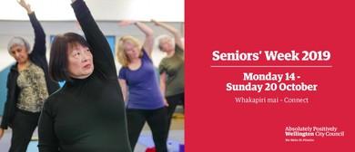 Seniors' Week: Quiz Afternoon