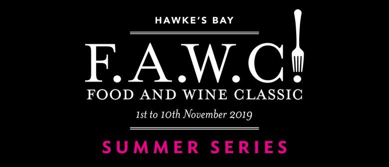 F.A.W.C! Taste Te Awanga