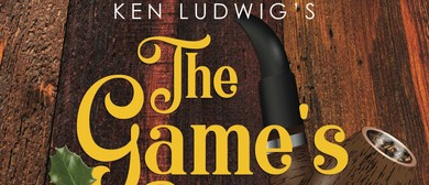 Ken Ludwig's Comedy: The Game's Afoot