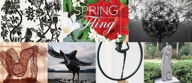 Spring Fling Sculptural Preview