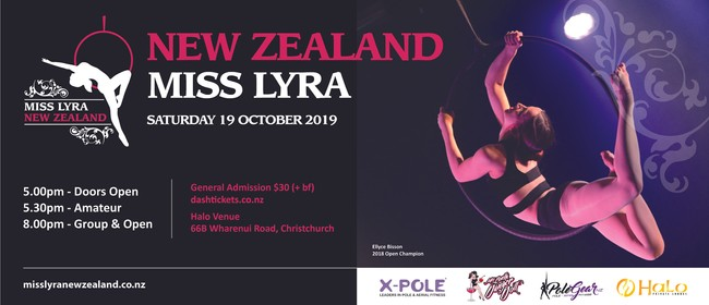 Miss Lyra New Zealand 2019