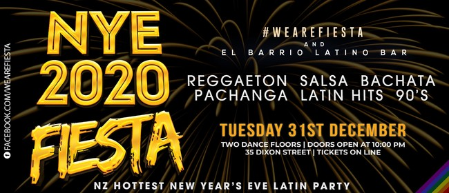 New Year's Eve Fiesta