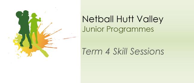 Term 4 Netball Skills Sessions