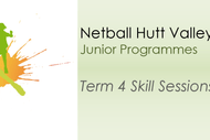 Term 4 Netball Skills Sessions