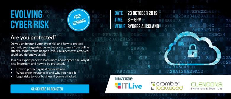 Evolving Cyber Risk
