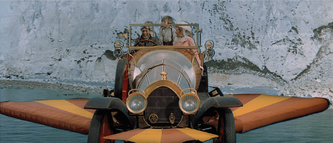 Tea Time Talkies: Chitty Chitty Bang Bang (1968)