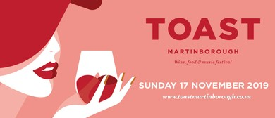 Toast Martinborough 2019