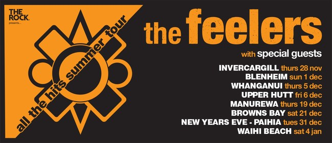 The Feelers - All The Hits Summer Tour