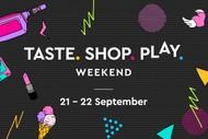 Image for event: Taste.Shop.Play